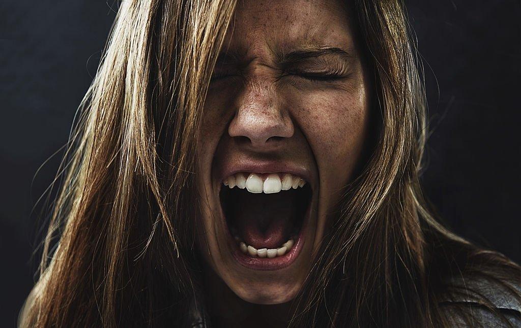 Anger Scream