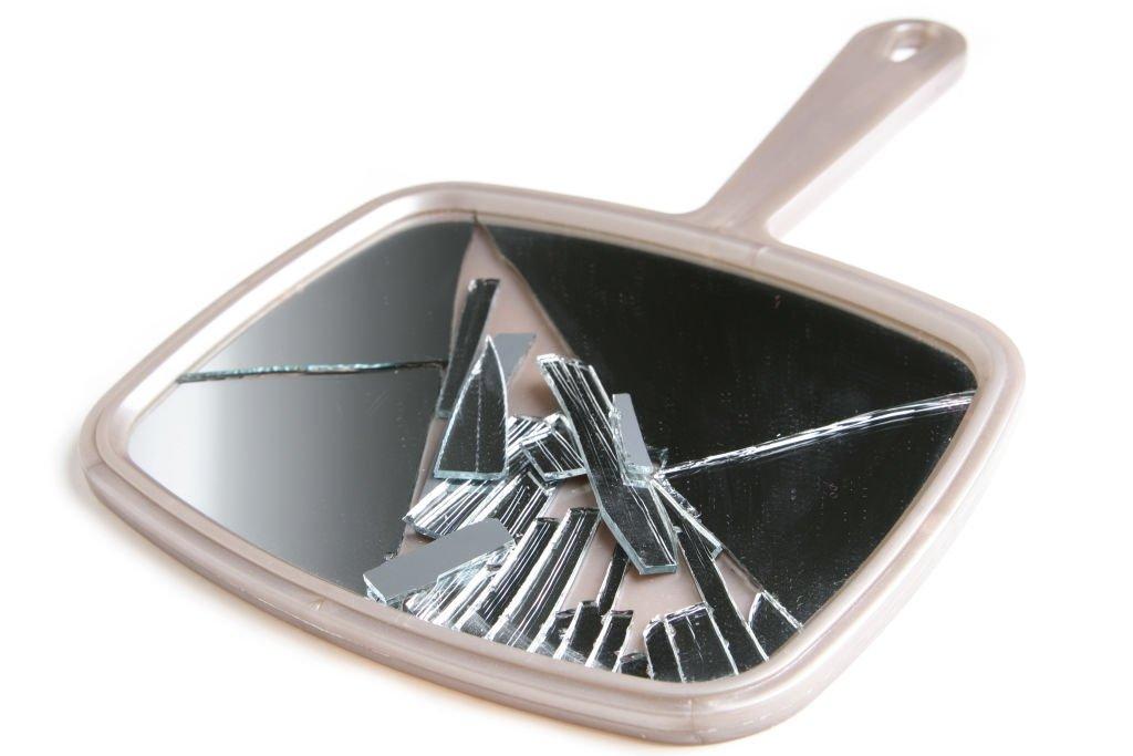 Broken Hand Mirror