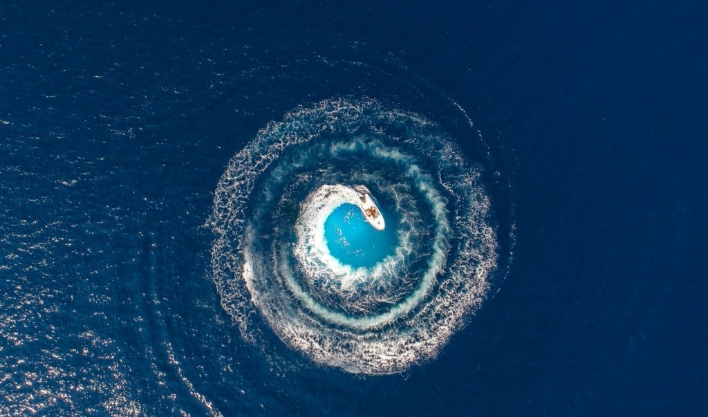 Chased By A Swirl