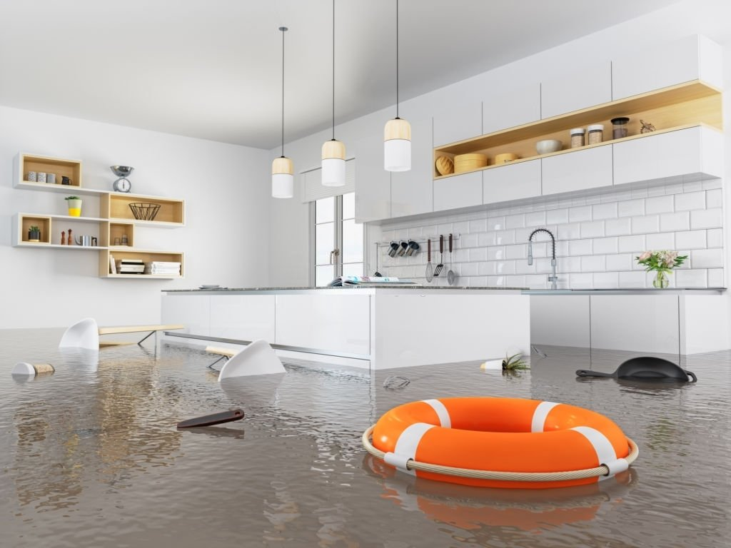 Flooding At Home
