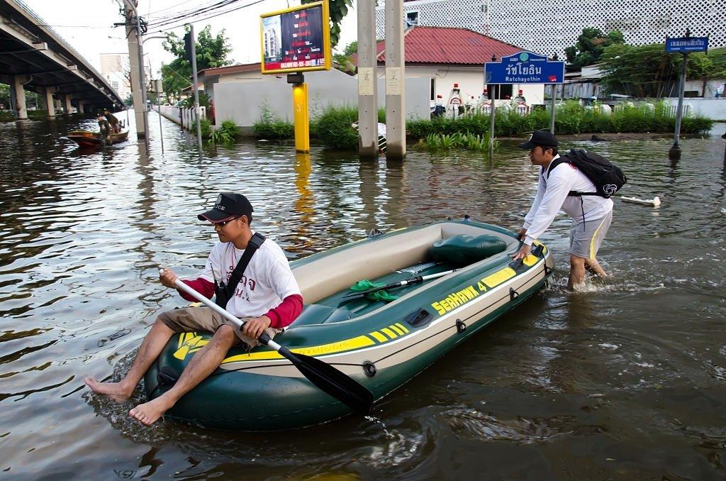Inundación - Significado Y Simbolismo De Los Sueños 5