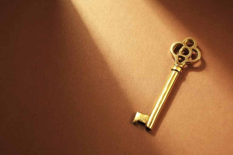 Key – Dream Meaning and Symbolism 1