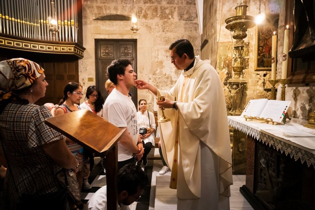 Mass And Priest