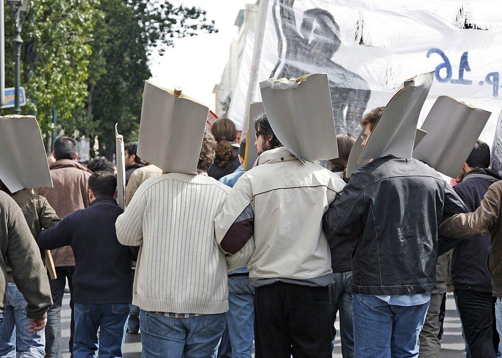 Participates In A Strike