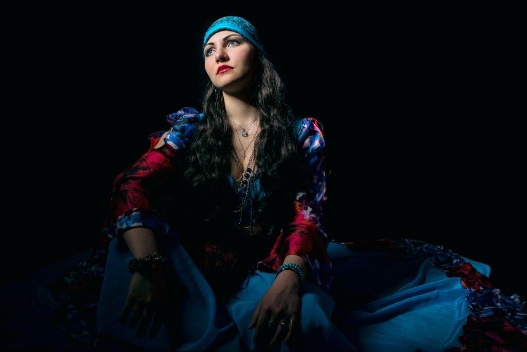 See A Gypsy