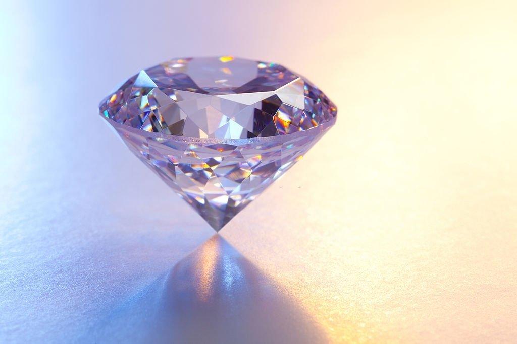 Seeing A Diamond
