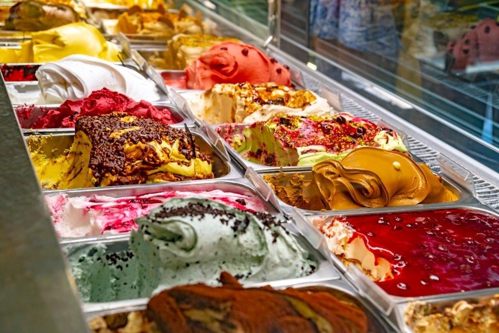 Seeing An Ice Cream