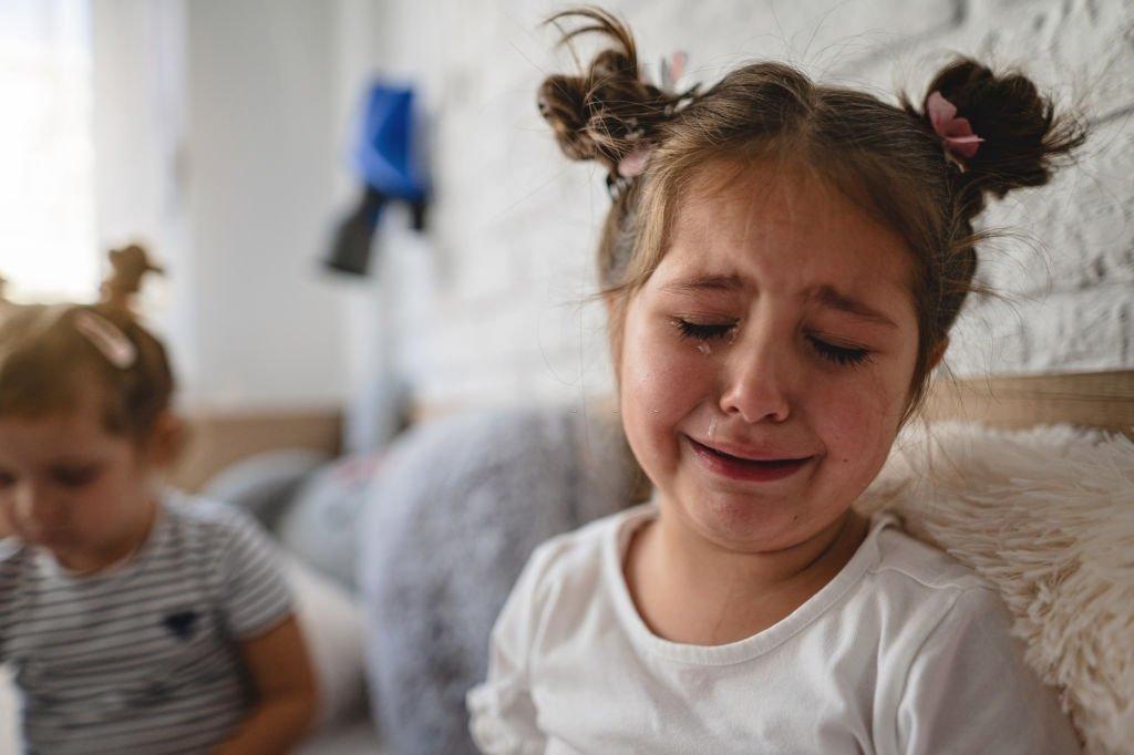 Sister Crying
