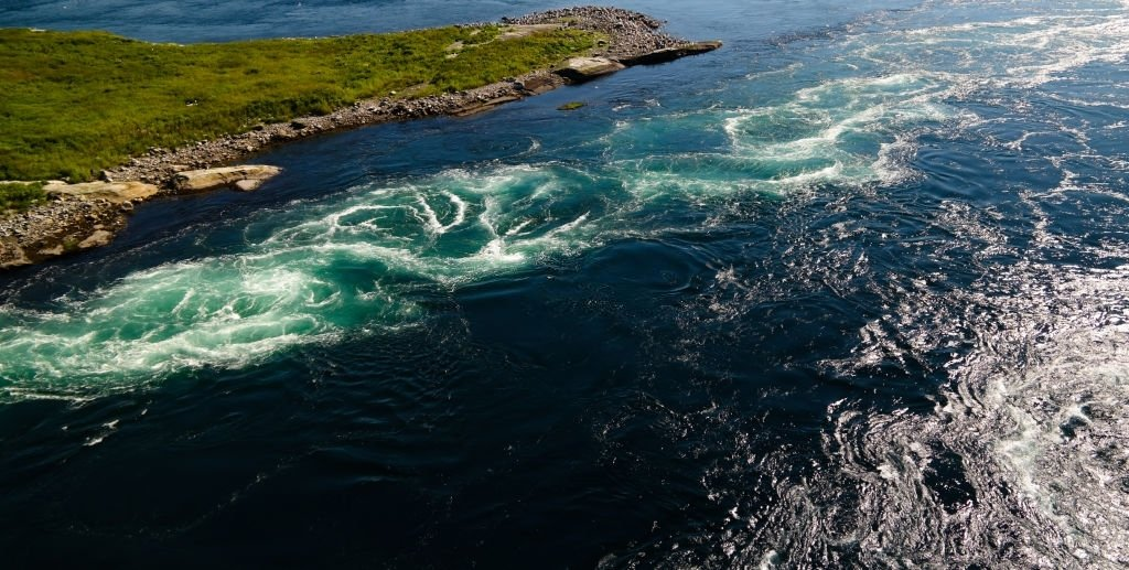 Strong Whirlpool