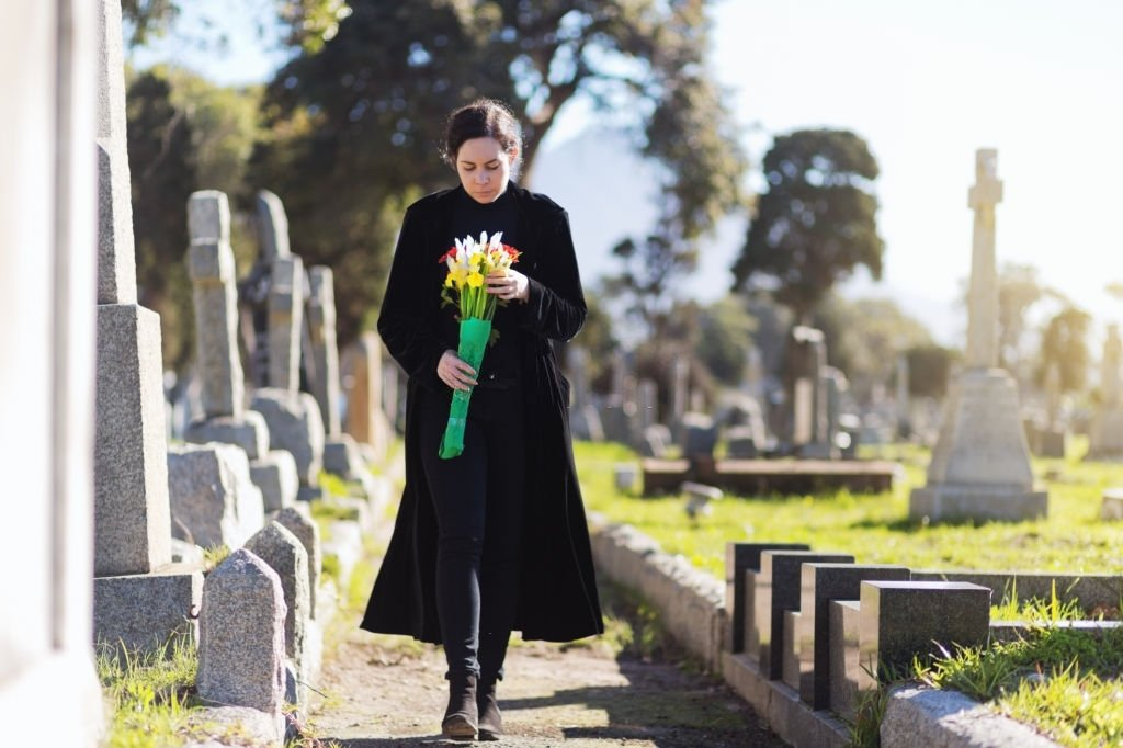 The Death Of The Mother Who Already Died