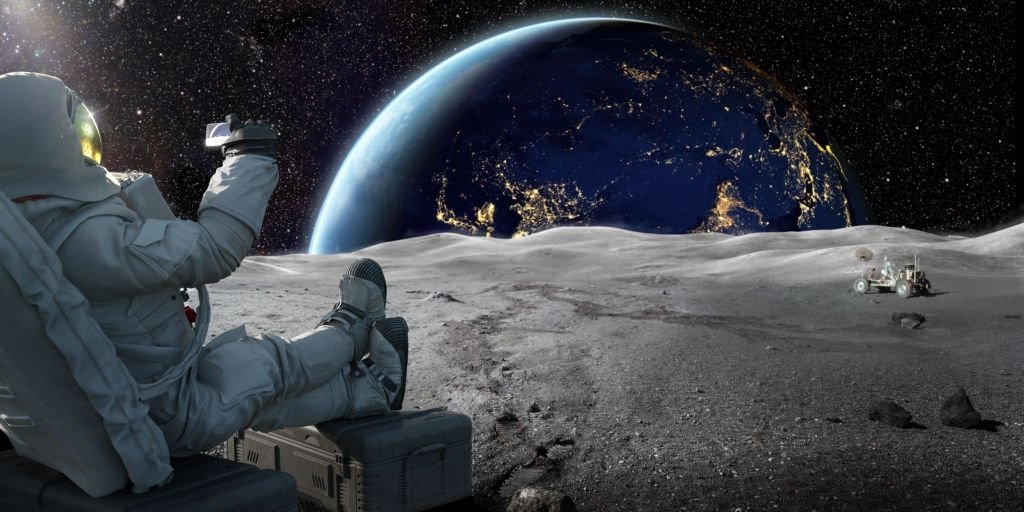 Travels To The Moon