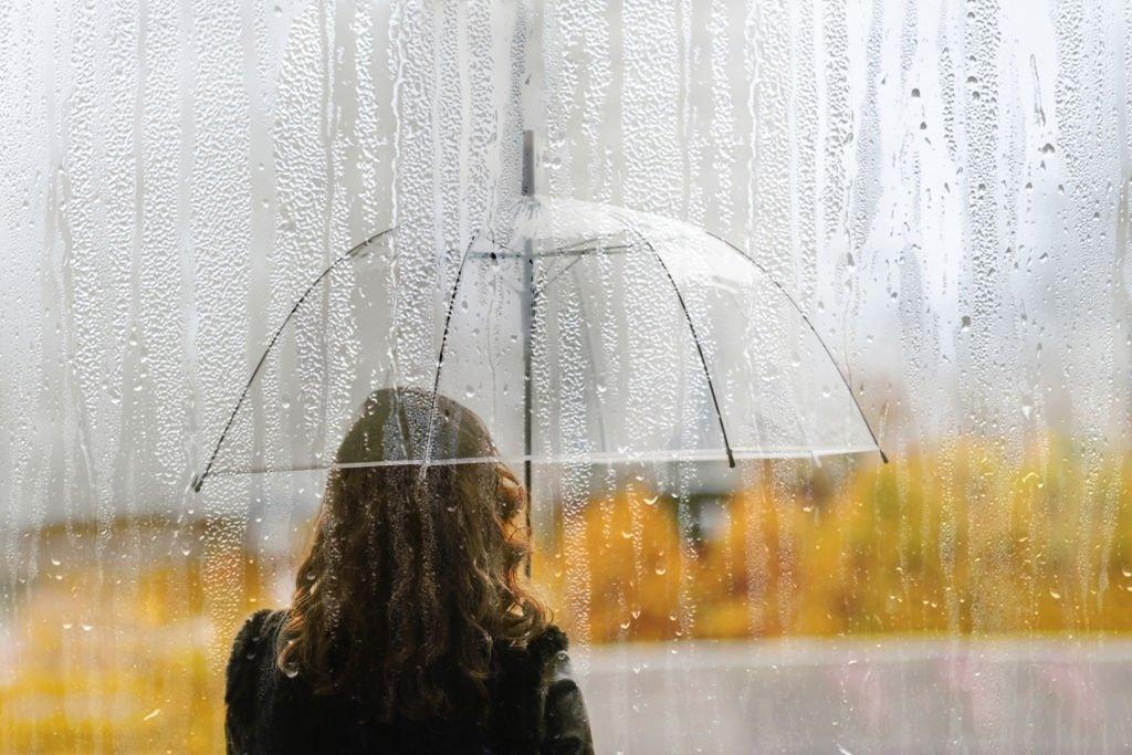 Using An Umbrella