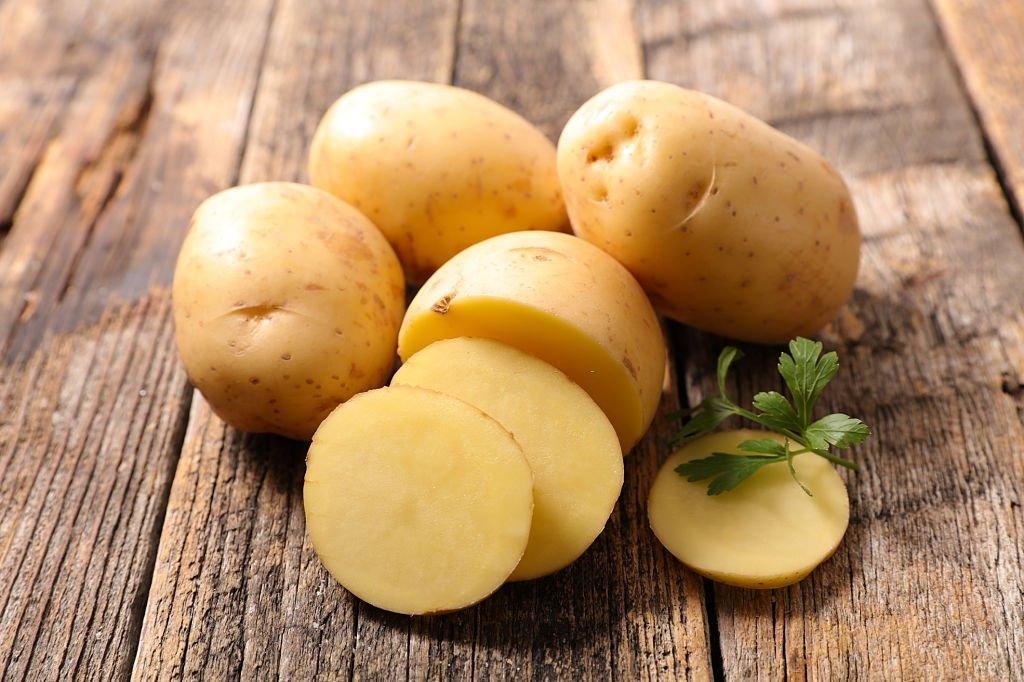 You See A Potato
