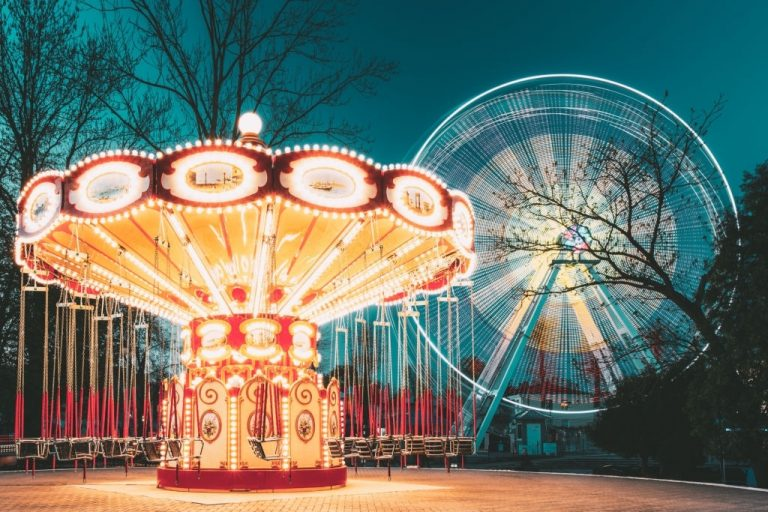 Amusement Park – Dream Meaning and Symbolism 1