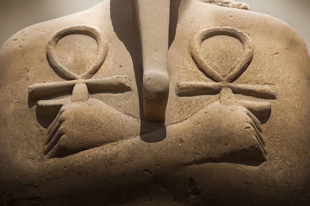 Ansata Cross For The Egyptians