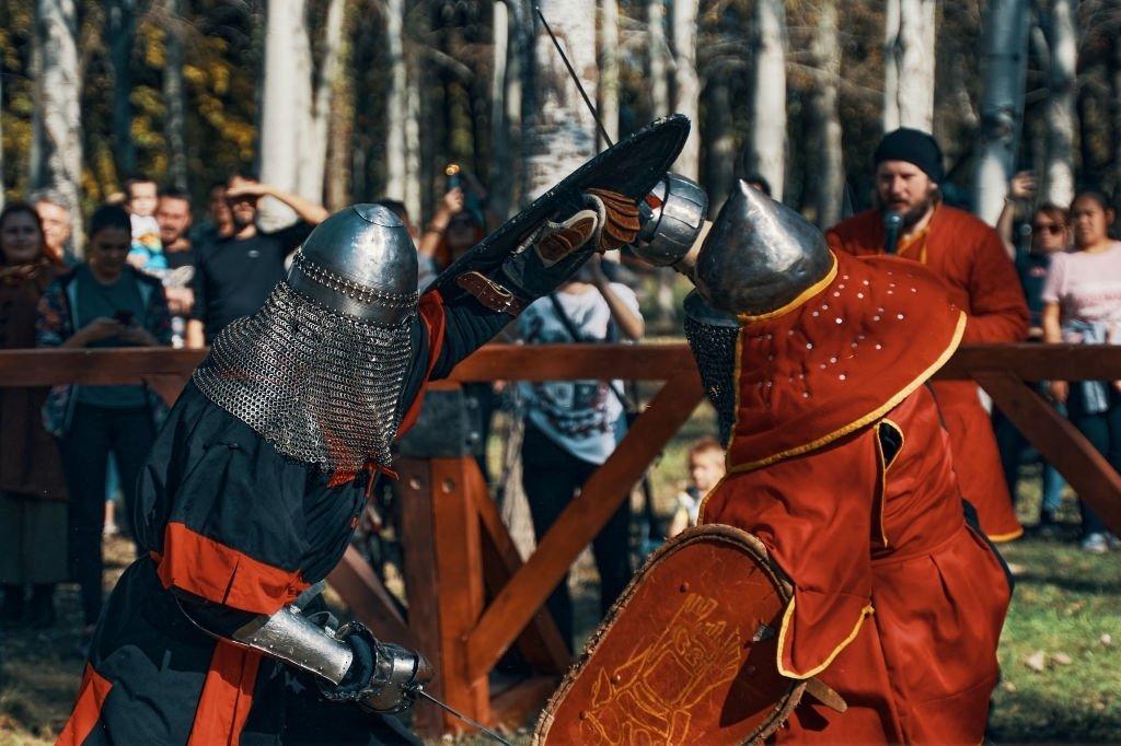 Armor Fight