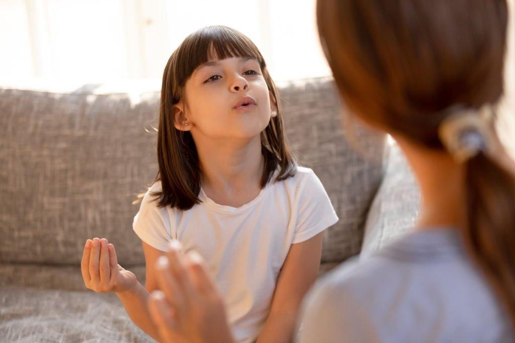 Children Stuttering