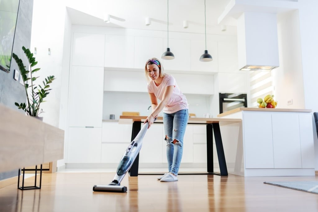 Clean The Home