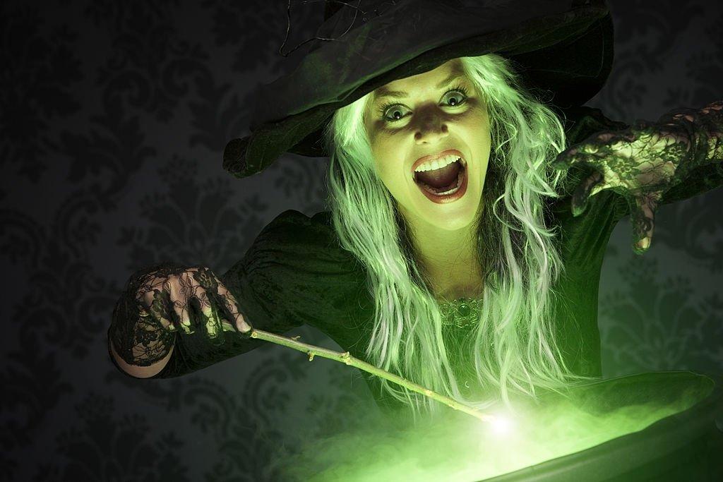 Conjures A Magic