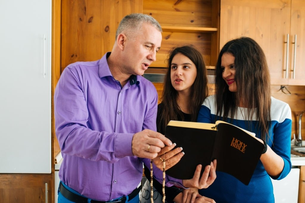 Conversing With A Pastor