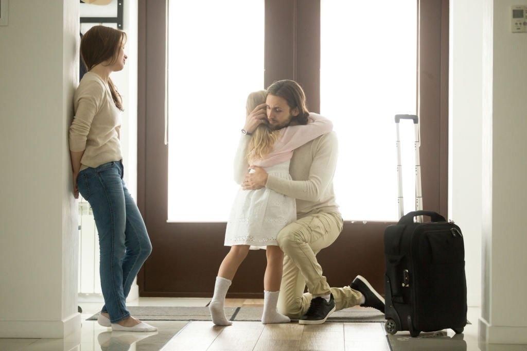 Farewell Hug