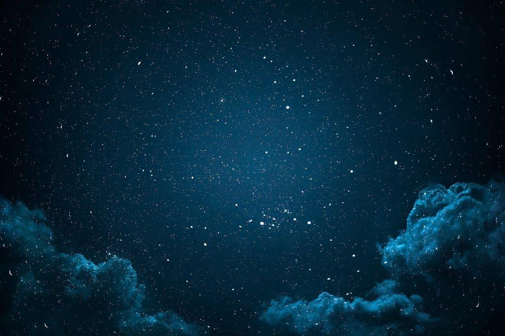 Many Stars In Heaven