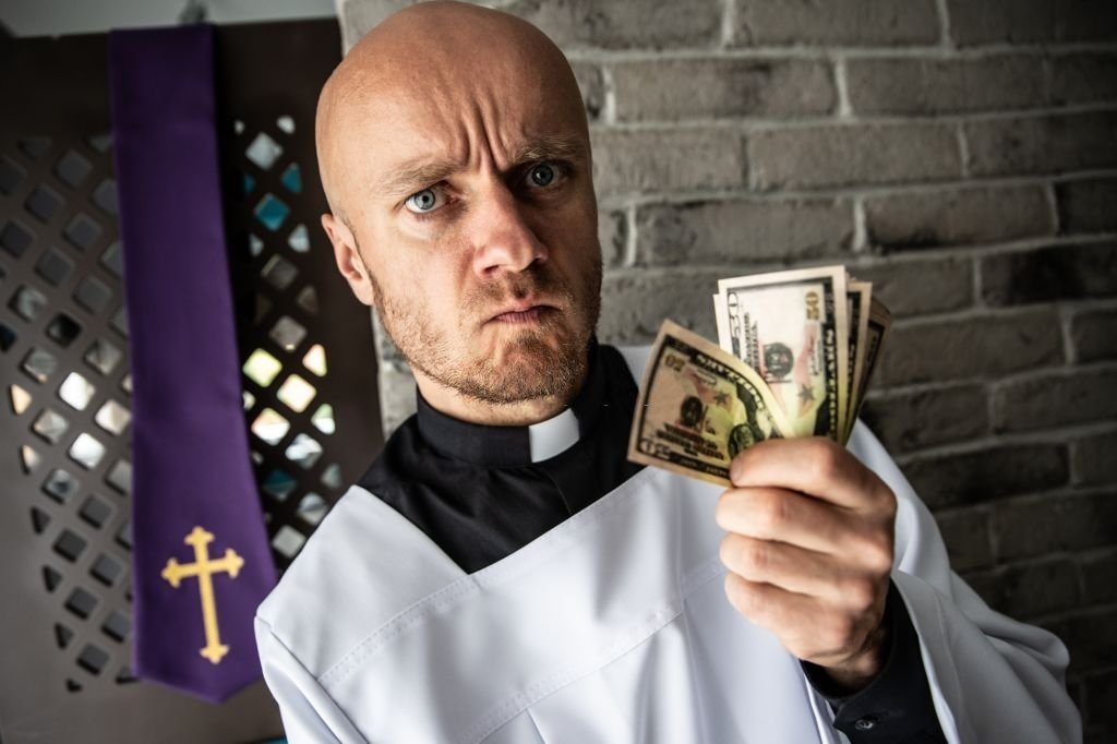 Pastor And Money