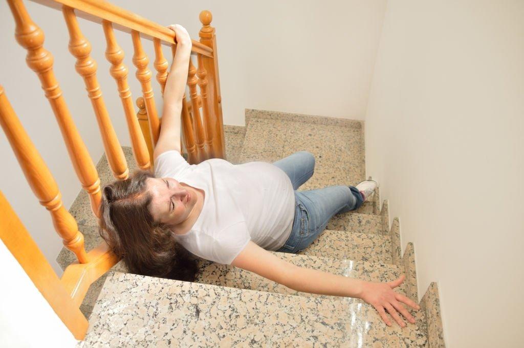 Pregnant Woman Fainting