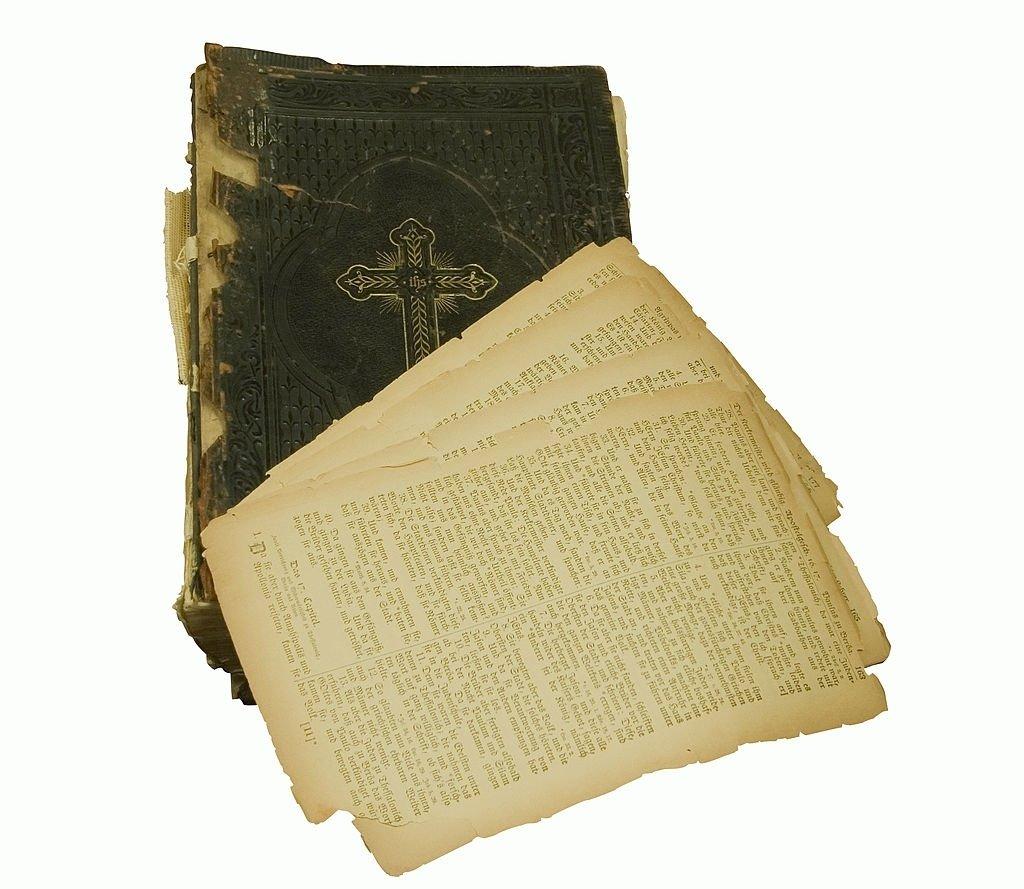 Ripped Bible