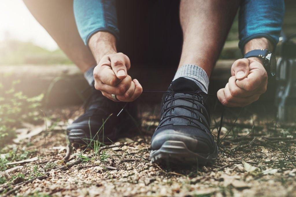 Ties The Sneakers