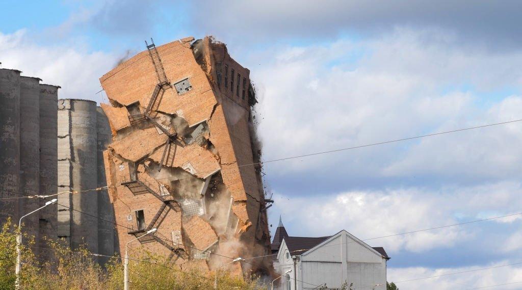 Tower Falling