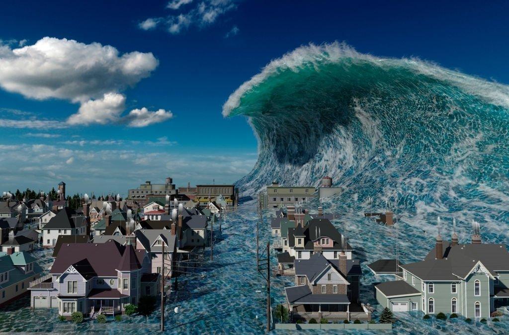 Tsunami By Day