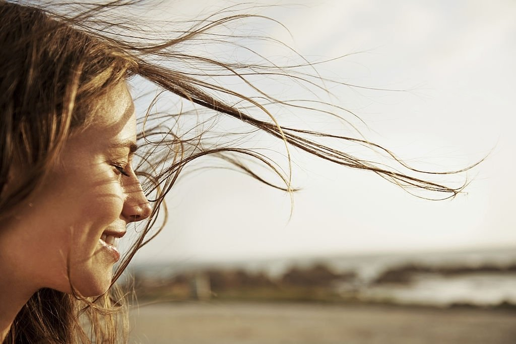 Wind Hitting Your Face