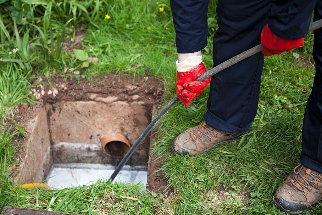 Working In Sewage