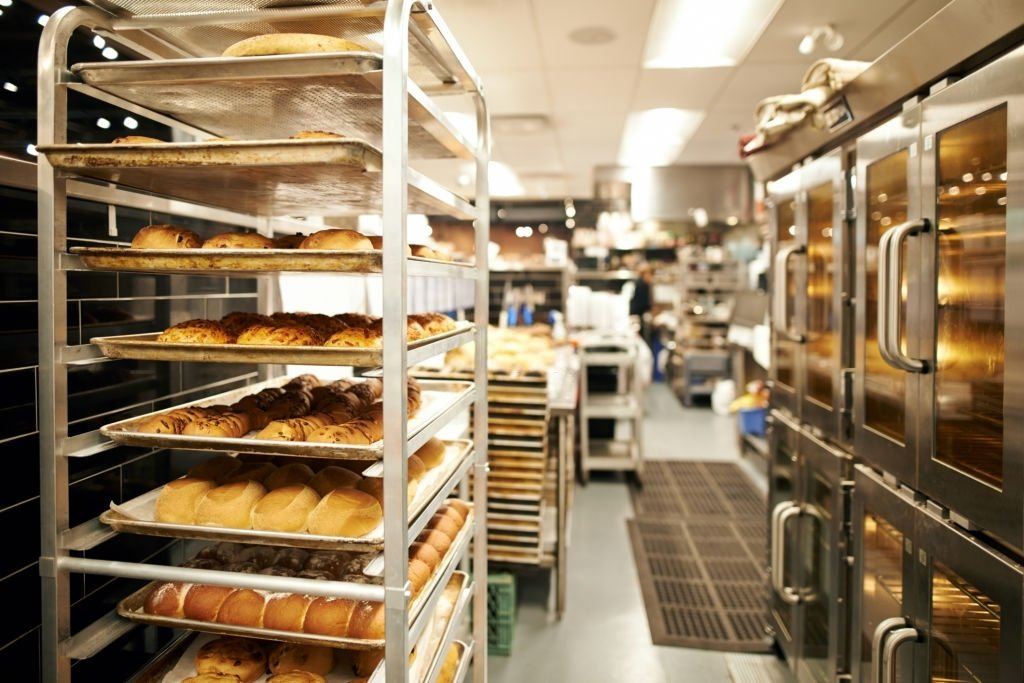 You Are In A Bakery