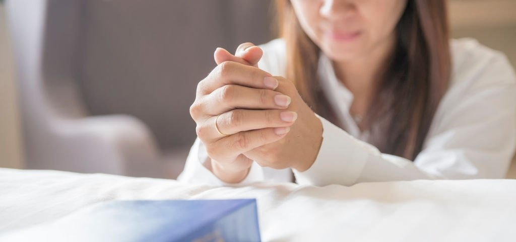 You Are Praying